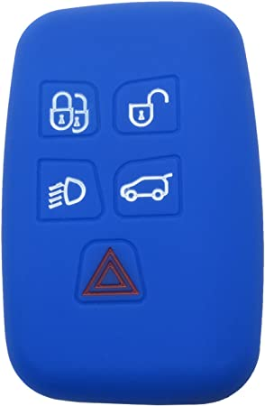 Key Fob Remote Case Cover Skin Protector fits Land Rover Range Rover