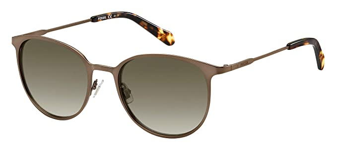 Fossil Fos 3084/S Gafas de sol, Multicolor (Mtt Brown), 53 ...