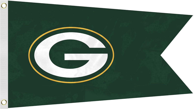 12.5 x 18.5 Fremont Die NFL Fan Shop Boat Flag