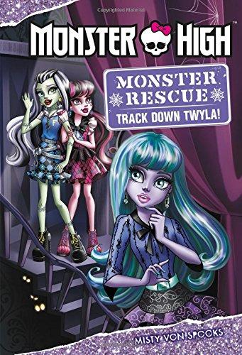 Monster High: Monster Rescue: Track Down Twyla! -