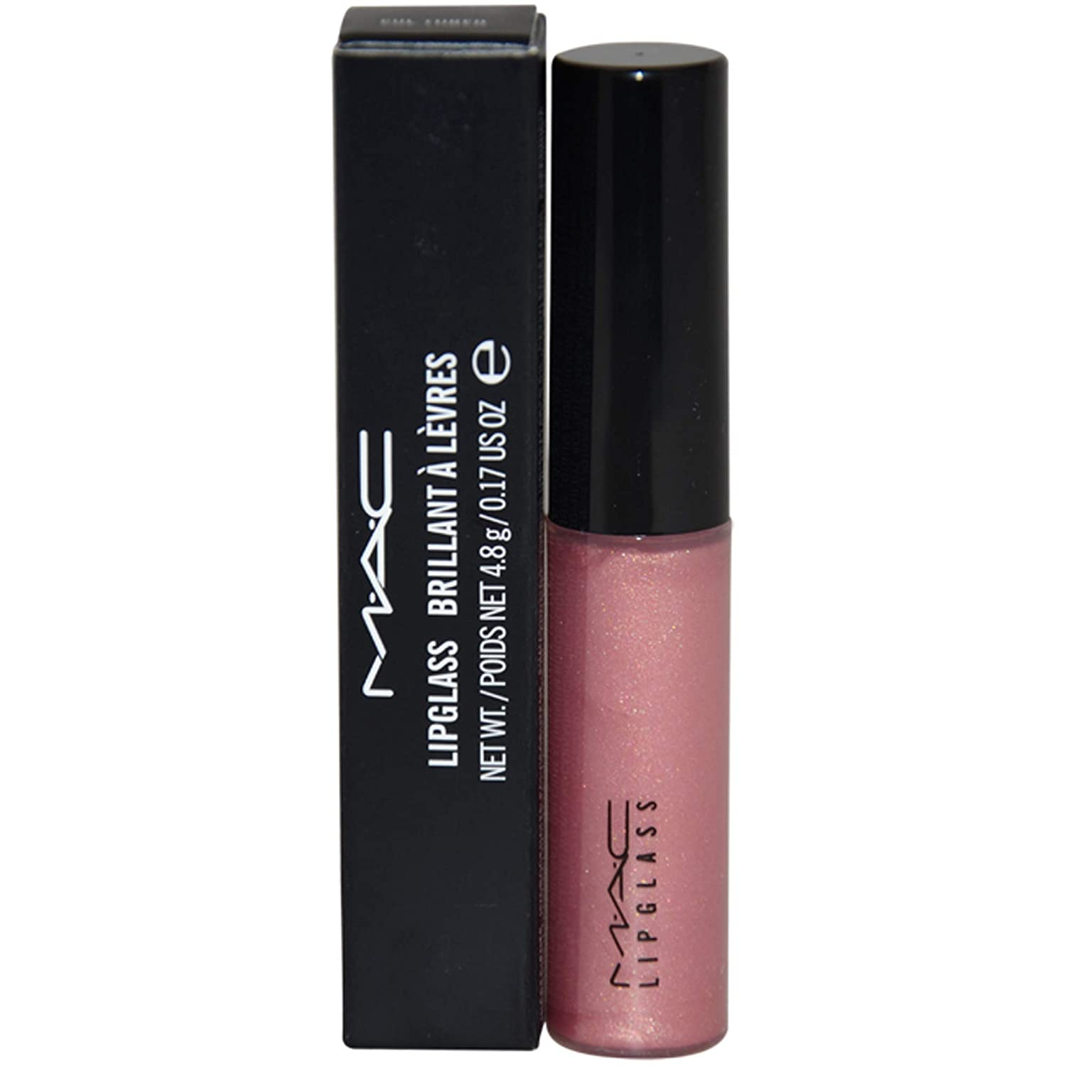 MAC Lip Glass Lip Gloss Cultured for Women, 0.17 Ounce