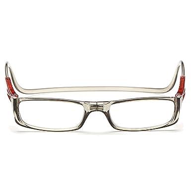 Vococal - Ajustable Gafas de Lectura de Magnéticas con ...