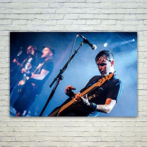 Westlake Art Guitar Music - 12x18 Poster Print Wall Art - Modern Picture Photography Home Decor Office Birthday Gift - Unframed 12x18 Inch (E83F-D8BA5)
