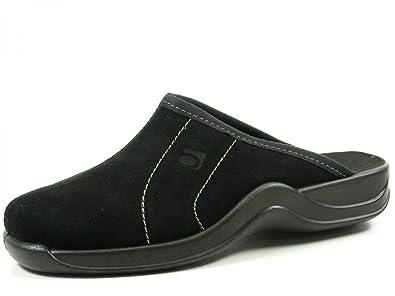 Rohde 2754-90 Vaasa-H Herren Schuhe Hausschuhe Pantoffeln