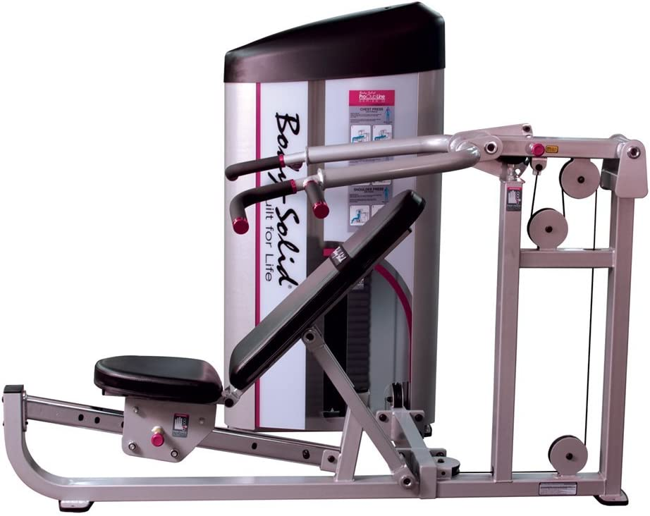 Body Solid S2MP-3 Pro Clubline Series II - Máquina ...