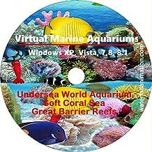 Virtual Marine Aquarium CD