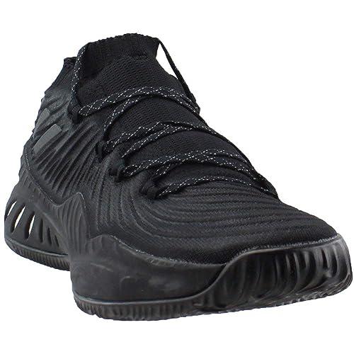 huge discount c7df6 2e519 adidas SM Crazy Explosive Low Primeknit Iced Out Shoe - Men s Basketball 14  Core Black
