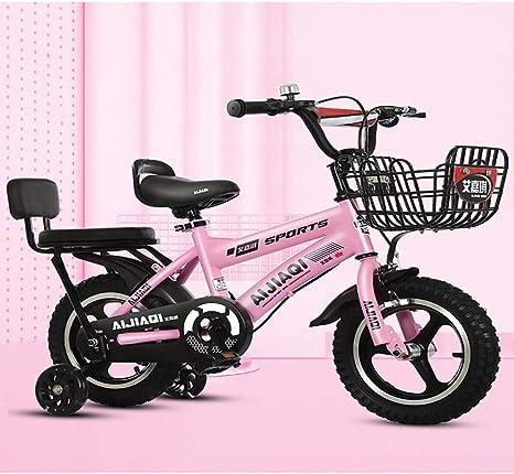 HFYAK 16 18 Pulgadas Bicicletas Infantiles, Ruedas De ...