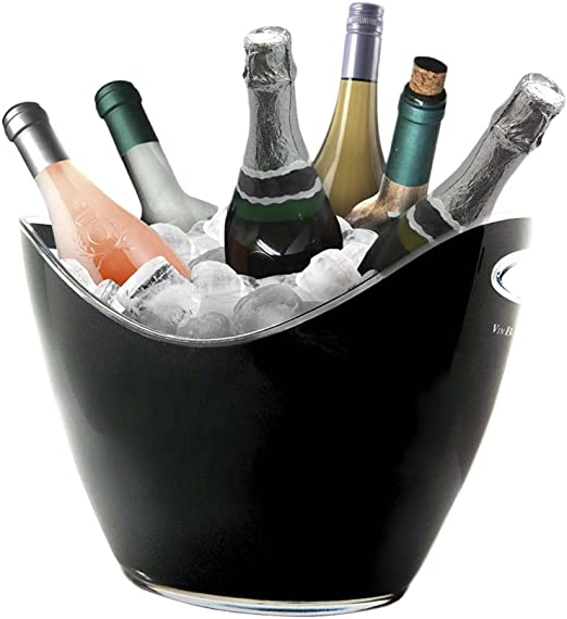 Vin Bouquet FIE 007 - Cubitera para 6 Botellas: Amazon.es: Hogar