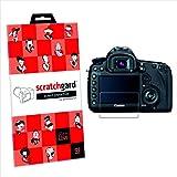 Scratchgard Ultra Clear Screen Protector Camera Canon EOS 5D Mark IV