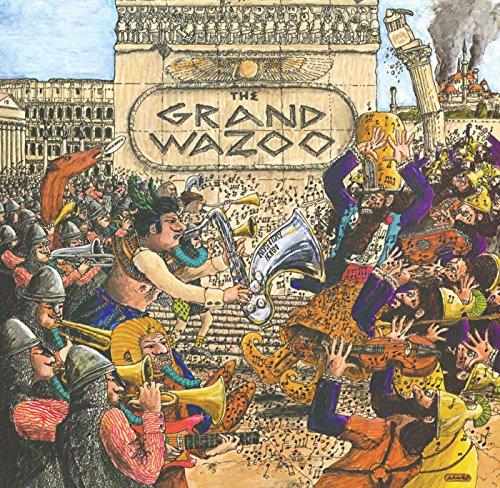 CD : Frank Zappa - The Grand Wazoo