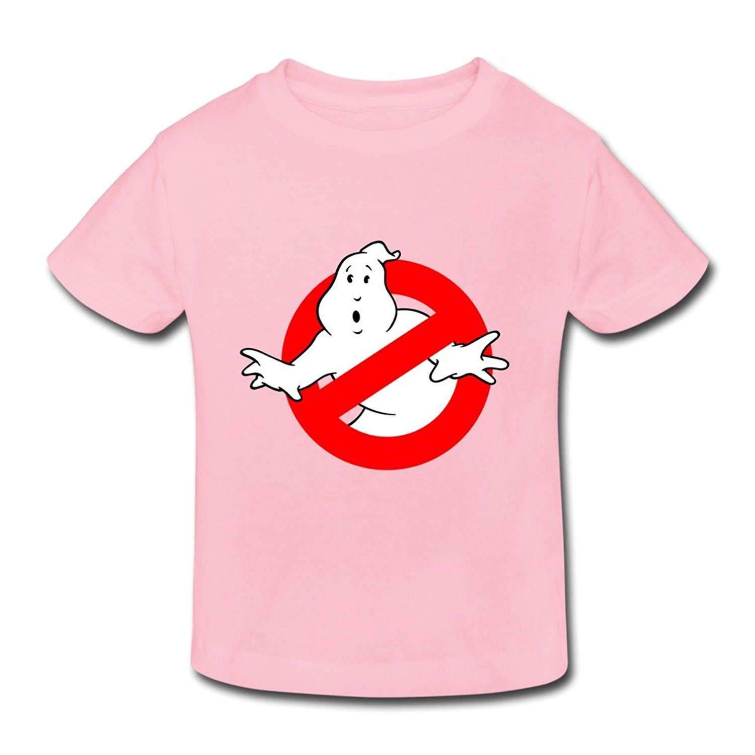 EdwinLiop Ghostbusters Logo Little Boys Girls T Shirt for Toddler