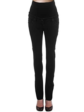 Skinny Maternity Jeans: Over the Bump, Sizes 6 - 20, (Available in ...
