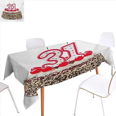 familytaste - Decoración para Mesa de Comedor de 31 ...