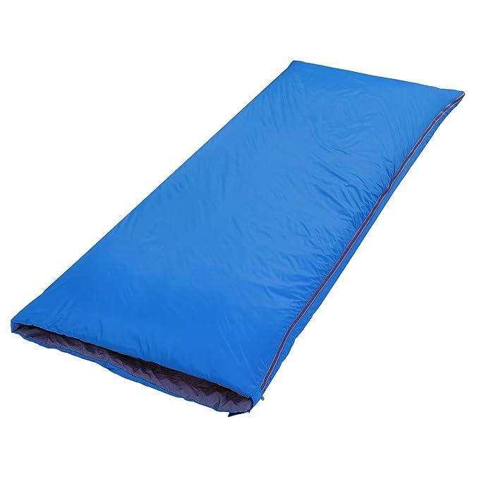 OUTAD NatureHike Saco de Dormir Ultra Ligero de Múltiples Funciones Modelo de Sobre (azul cielo): Amazon.es: Deportes y aire libre