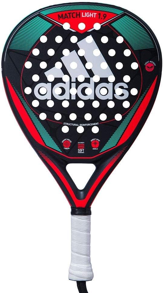 Adidas Match Light 1.9 - Pala de Pádel, Adultos Unisex, Verde, 375 ...