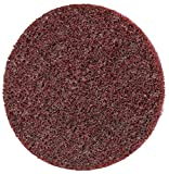 3M ABRASIVE 048011-33791 Scotch Brite Roloc Sl Surface Cond. Disc 2'' Med (Price is for 50 Each/Box)