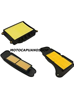 Kit 3 filtros filtro aire laterales Motor Yamaha Majesty 400