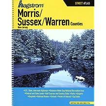 Morris sussex warren co Street Atlas