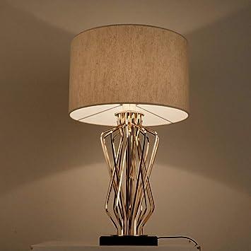 CWJ Lámpara de Mesa, lámpara de Escritorio para el hogar ...