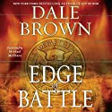 Edge of Battle Audiobook by Dale Brown Narrated by Michael McShane