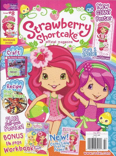 Strawberry Shortcake Magazine - 3