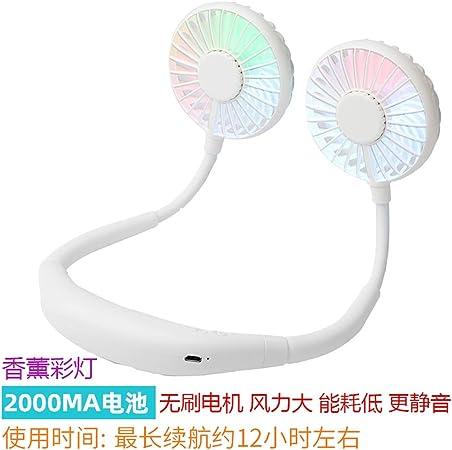 Yqzq-Fan del cuello del USB, fan del collar 2019 Cuello estilo ...
