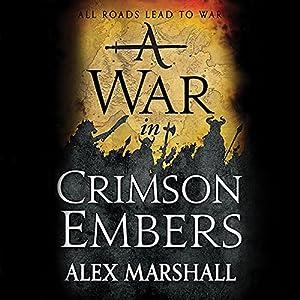 A War in Crimson Embers Hörbuch
