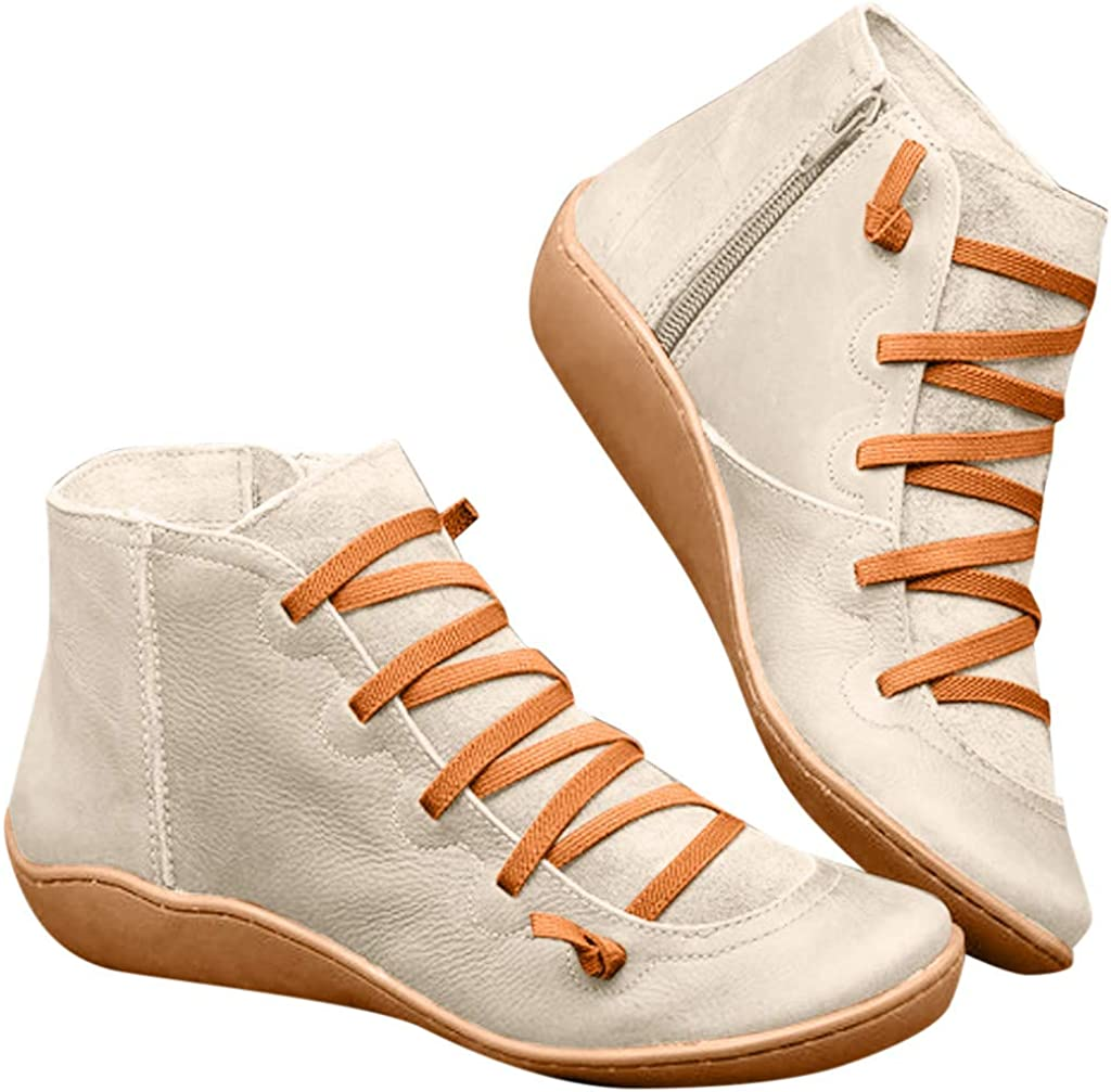 2019 New Arch Support Boots for Women