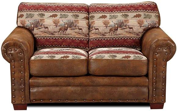 American Furniture Classics Deer Valley Love Seat