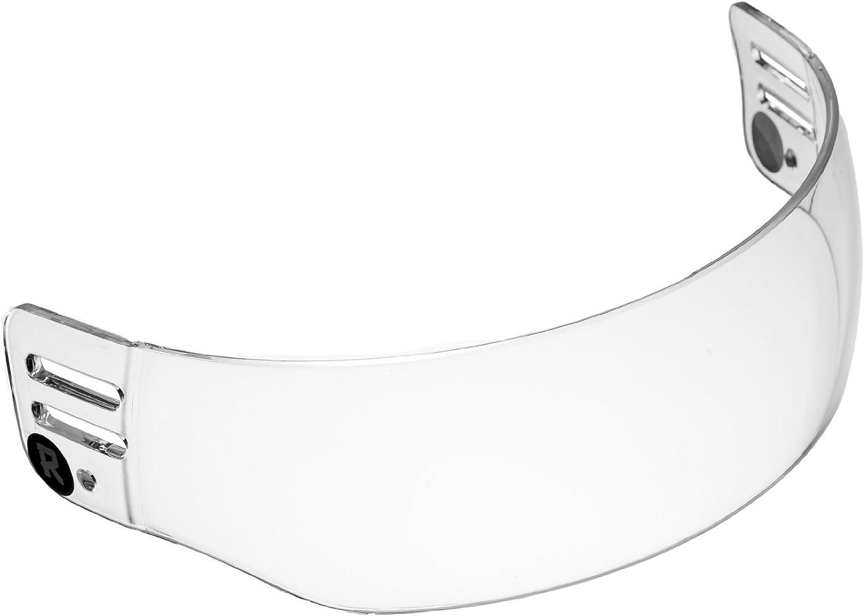 Ronin (TM) R5 Vented-Cut Hockey Visor (Anti-Scratch/Anti-Fog) : Hockey Masks And Shields : Sports & Outdoors