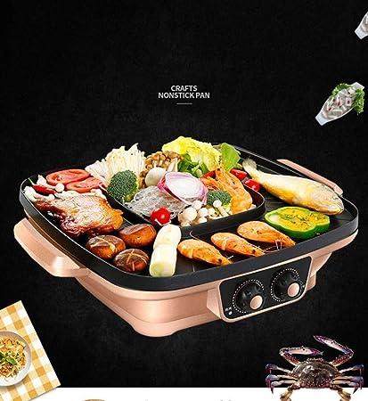 AYHa Teppanyaki Grill, Barbecue d'intérieur Plaque de