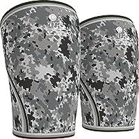 Knee Sleeves 7mm Neoprene 1 Pair for Best for Squats