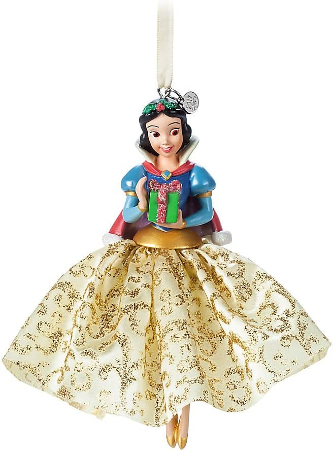 Disney Snow White Sketchbook Ornament