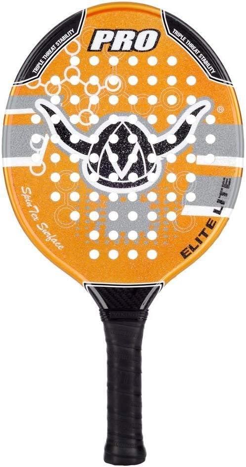 Amazon.com : Viking Pro Elite Lite Racquet (4 1/4-Inch ...
