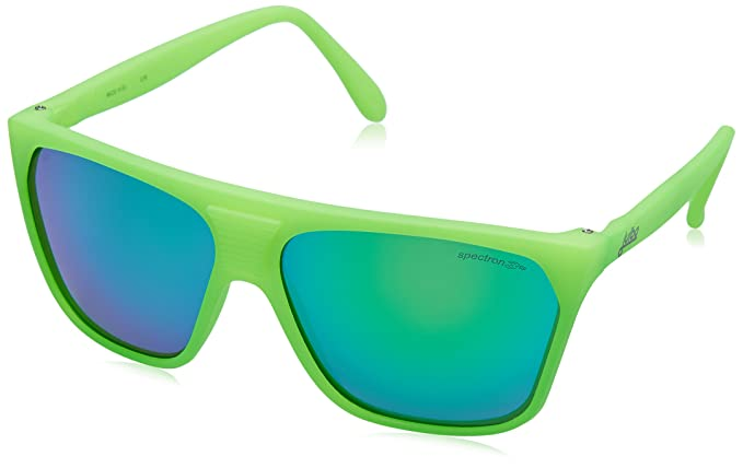 0dbfd6a419 Julbo Cortina Vintage Sunglasses - Spectron 3 - Matte Flourscent Green