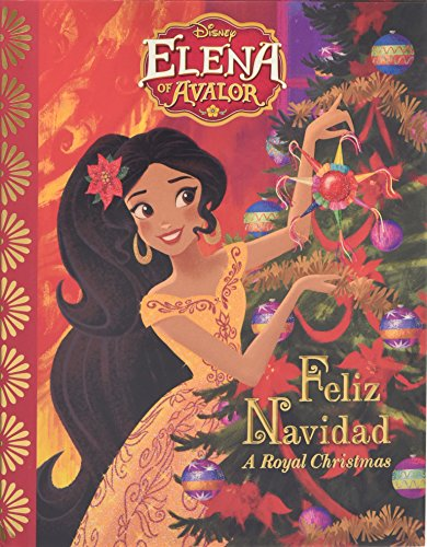 Price comparison product image Elena of Avalor Feliz Navidad: A Royal Christmas