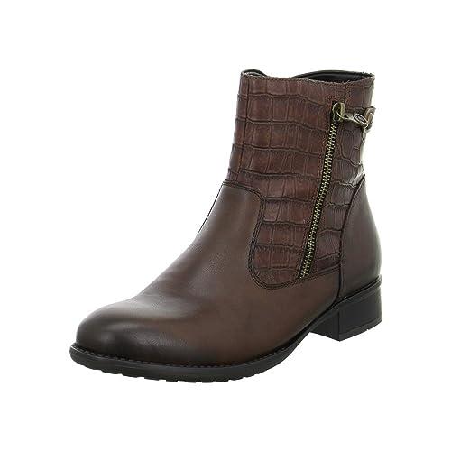 Remonte Dorndorf R646825 - Botas de Piel para mujer Marrón marrón: Amazon.es: Zapatos y complementos