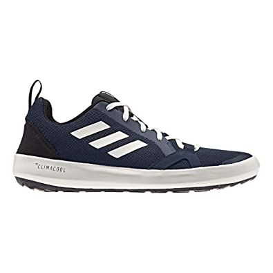 online store 324ac 3a880 Amazon.com   adidas outdoor Men s Terrex Summer.RDY Boat Water Shoe, col  Navy Chalk White Black, 6.5 M US   Fashion Sneakers