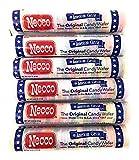 Necco Wafers Original Assorted Candy Rolls (Set of 6) Reviews