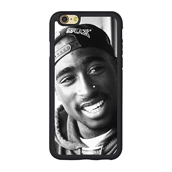 new style 8dad5 b237a Tupac Shakur 2Pac Iphone 6 Case,Tupac Shakur Phone Case for Iphone 6 or 6s  4.7
