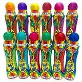 DAB-O-INK 3oz Bingo Daubers - Mixed Colors - 12ct