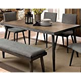 Amazoncom Metal Tables Kitchen Dining Room Furniture Home