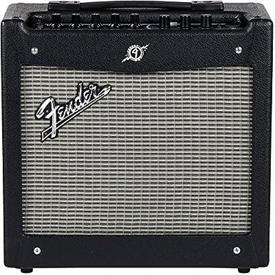 Fender Mustang I (V.2) 20-Watt Electric Guitar Amplifier