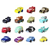 Disney Cars Diecast Mini Racers Variety 15 Pack