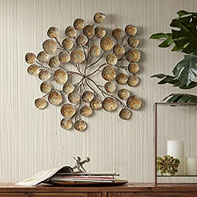 Ink+Ivy Colette Wall Decor Gold See Below: Wall Art
