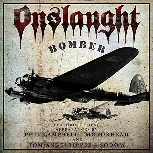 Onslaught Single (Bomber - Single (feat. Phil Campbell, Tom Angelripper))
