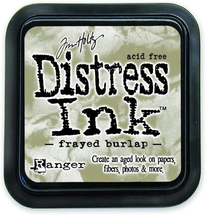 Ranger Tim Holtz Distress Ink Pad, Frayed Burlap