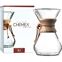 Deals on Chemex 8 Cup Glass Pour Over Coffee Maker