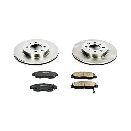 Autospecialty KOE690 1-Click OE Replacement Brake Kit